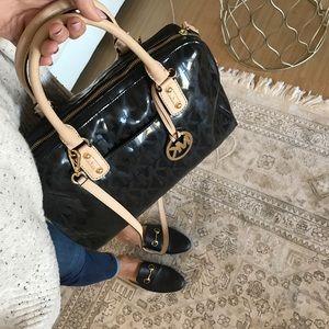 🔥Michael Kors leather bag!